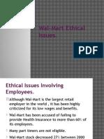 Walmart Business Ethics