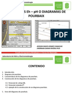 Diagramas de Pourbaix Lab Hidro