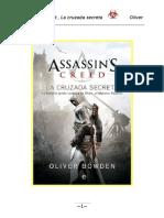 Bowden, Oliver - Assassin's Creed 03 - La Cruzada Secreta