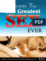 Greatest Sex