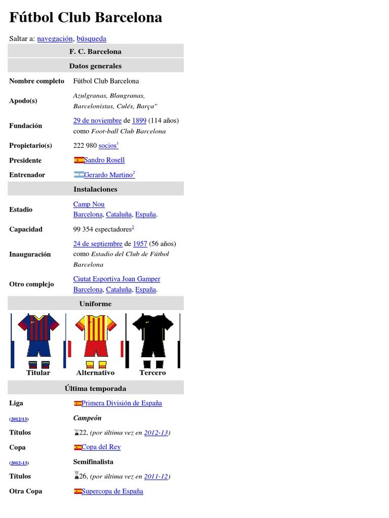 FC Barcelona 4b89e750ae4