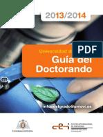 DOCTORANDO 2013-14