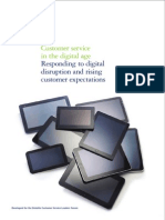 Uk Con Customer Service in the Digital Age