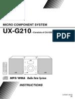 UX-G210