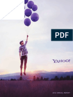 YAHOO 2012 Annual Report 1