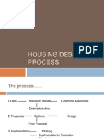Housing Design Process