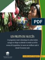 LES FRUITS DU SUCCÈS- un programme visant à domestiquer les arbres fruitiers en Afrique