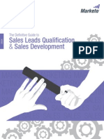 Definitive Guide Sales Lead Qualification