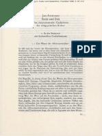 Assmann Stein Und Zeit 1988