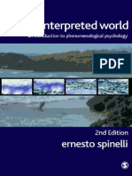 The Interpreted World (Ernesto Spinelli) Cap 1 y 2