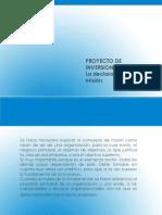 Proyecto de Inversion Porter