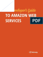 Developers Guide to Aws