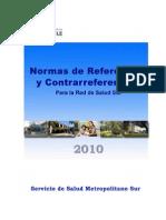 Normas de Referencia y Contrarreferencia SSMS[1][1]