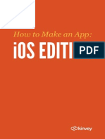 Kinvey How to Make an iOS App