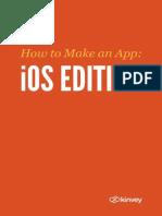 Kinvey How to Make an iOS App
