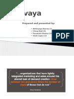 Avaya Case Analysis