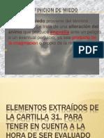 Elementos Cartilla 31