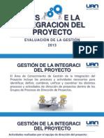 diapositivas GESTIÓN DE LA INTEGRACIÓN DEL PROYECTO