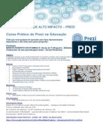CURSO Pratico  PREZI