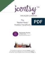 Scentsy Hostess Handbook