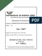 a789-Comercializacion Internacional NOVALES- 2011