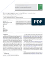 Journal of Development Economics14