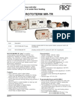 Mr Tr v23 en Data Sheet