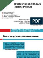 Costeo Por Ordenes de Trabajo MATERIA PRIMA Cochi Ampy y Yo (2)