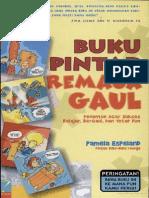 Buku Pintar Remaja Gaul