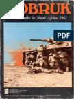 Tobruk Wargame Avalon Hill [Ah]