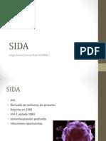 SIDA - Jorge Arturo García Rizk
