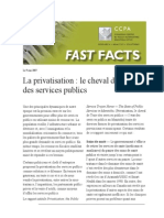 La Privatisation