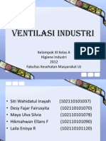 Ventilasi Industri