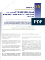 Mal Oclusiones Clase III
