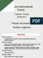 04 AULA - Preparo de Amostras Organ Incompleto