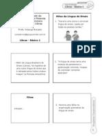 Aula 3 - A Singularidade Da Comunic. Das Pessoas Surdas e a Estrutura Gramatical de Libras - Profa. Solange