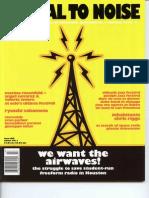 KTRU Article Signal to Noise Winter 2010