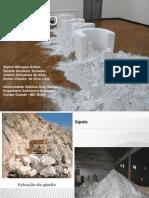 Gesso_Trabalho de Materiais ESA
