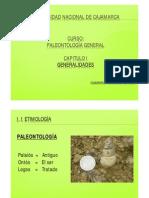 Cap i II Paleont General Unc 2012 (2)