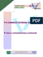 Modulo 3 - Comercio Exterior i