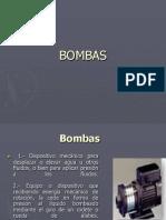 Bombas Tinacos y Valvulas