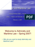 Harvard Admiralty