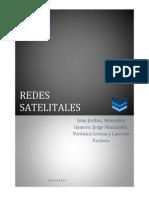 Redes de Comunicaciones I - Redes Satelitales