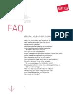 EMG FAQ General Questions