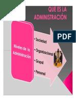 Administracion y Sus Caracteristicas Copy