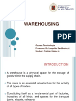 Warehousing Valdes