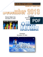 Hicksville High School Newsletter - December 2013