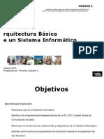 Presentacion Hardware 2012_141535236 Unid 01 Guia 1 Arquitectura Basica de Un Pc 1 Pptx