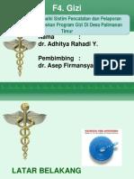 F4 Gizi Adhitya