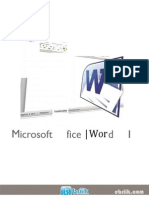 Prácticas Microsoft Office Word 2010